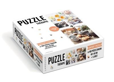 Puzzle - 2x 460 pièces : L'instant thé