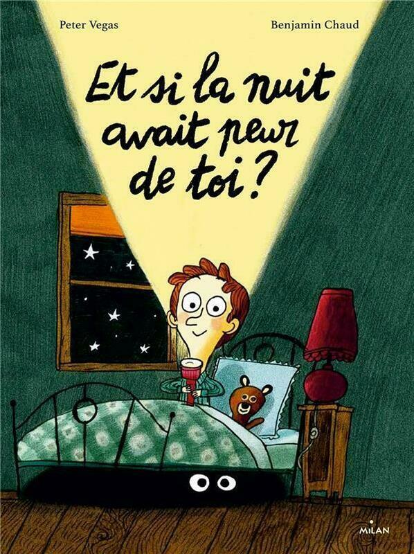 Livre enfant - et si la nuit avait peur de toi ?