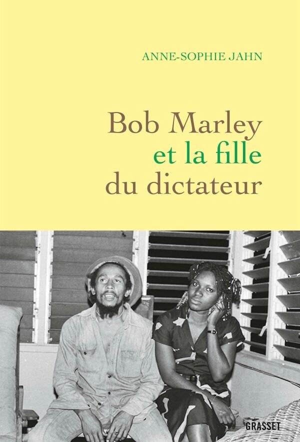 Livre témoignage - Bob Marley et la fille du dictateur
