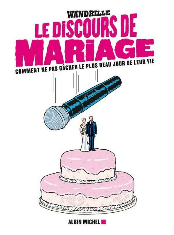 Livre pratique - Le Discours de mariage