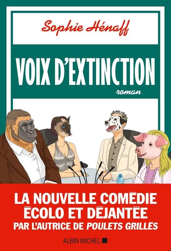 Roman - Voix d'extinction ♥️