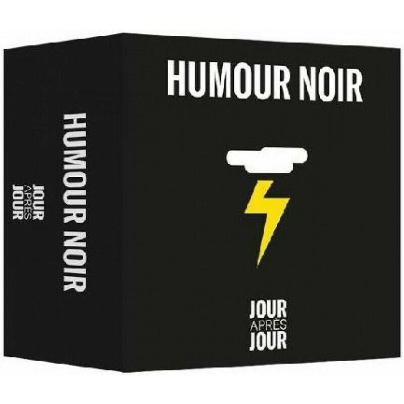 Bloc jour après jour - Humour noire