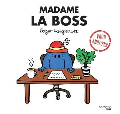 Livre Humour  - Madame la bosse