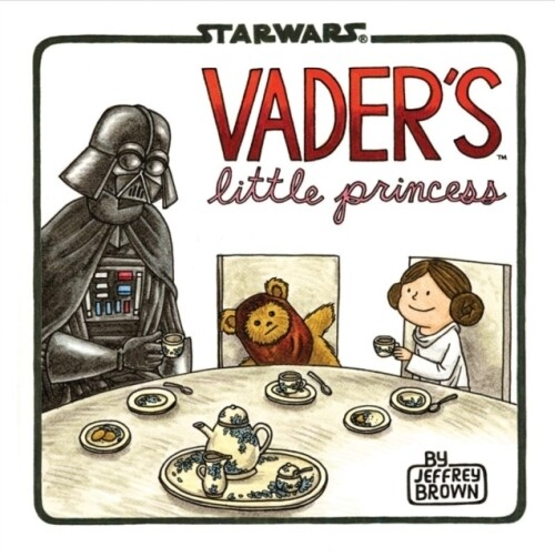 BD - Vader's little princess (Anglais)