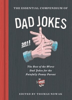 Livre Humour - The Essential Compendium of Dad Jokes (anglais)