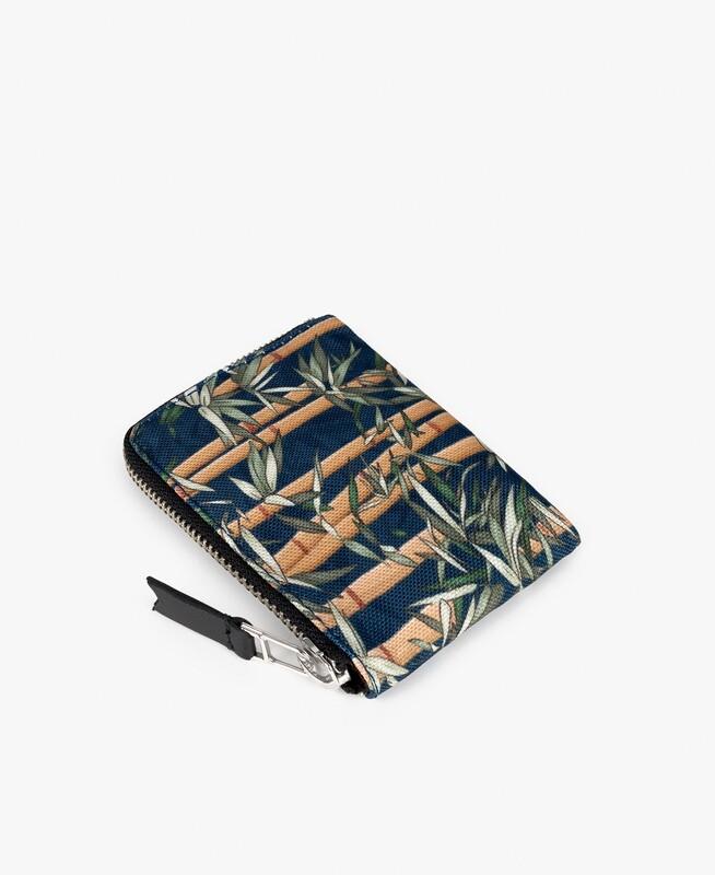 Porte-monnaie Bambou