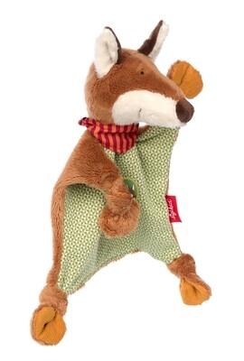 Doudou bébé renard