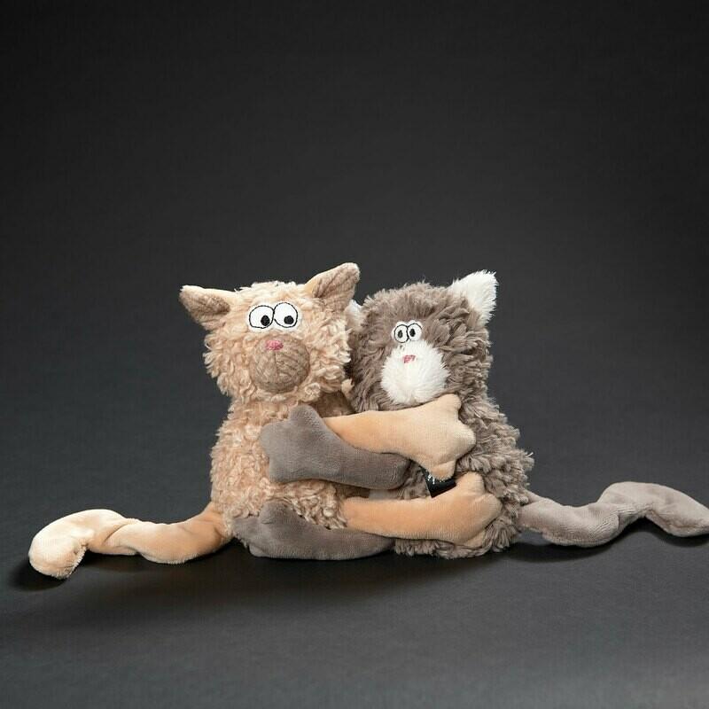 Les doudous chats inséparables de Beasts Town