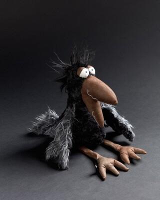 Doudou corbeau de Beasts Town