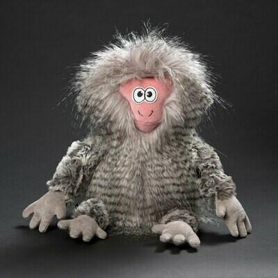 Doudou singe de Beasts Town