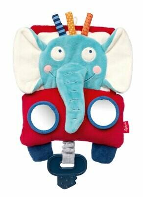 Jouet d'activités pour bébé - Elephant