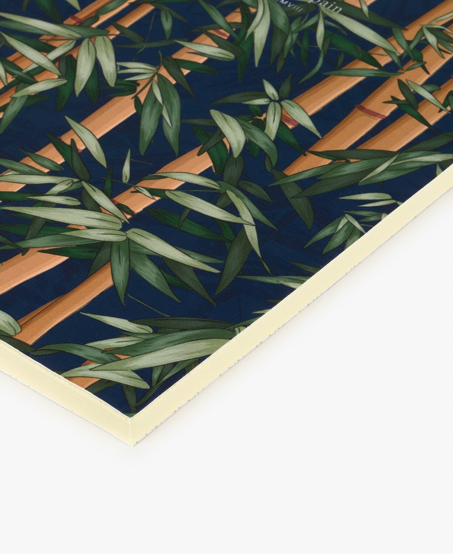 Le cahier A5 Bambou