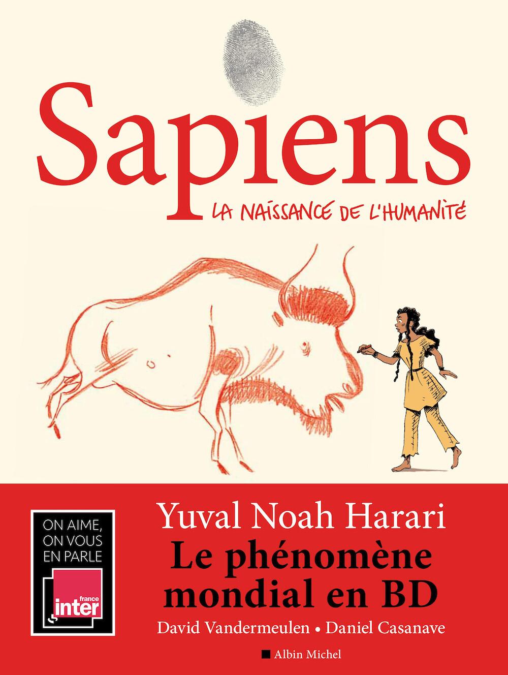 BD - Sapiens - tome 1