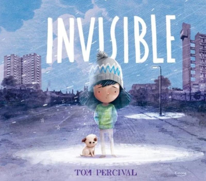 Livre enfant - Invisible
