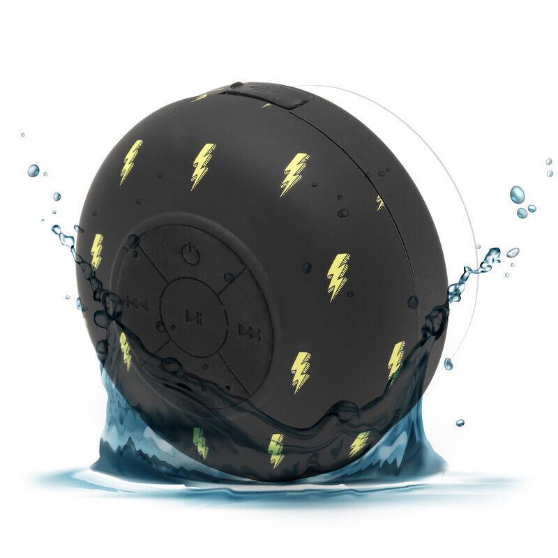 La boom box pour chanter sous la douche - flash