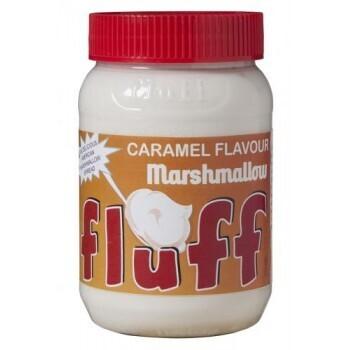 Pâte à tartiner Fluff au caramel