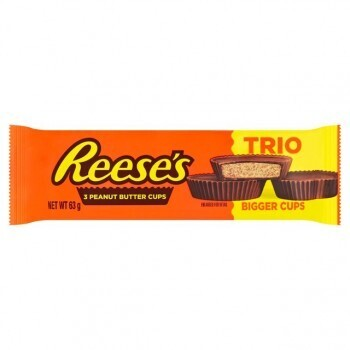 Reese's Trio bigger cup  63 Gr