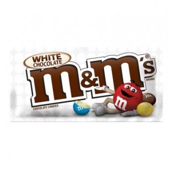 M&M's Chocolat Blanc 42,5 Gr