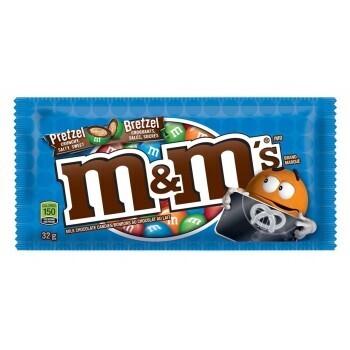 M&M's Pretzel 32 Gr