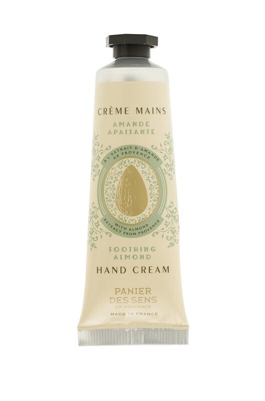 Crème pour les mains au lait d'amande - 10ml