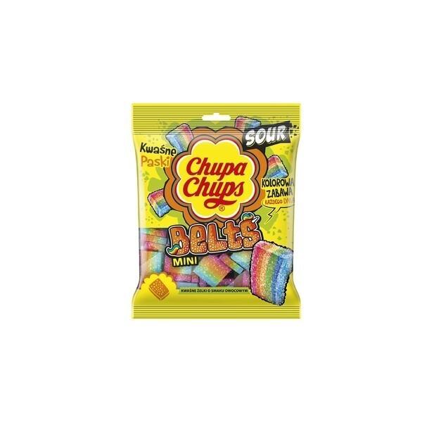 Chupa Chups Jellies Mini Belts 90 Gr