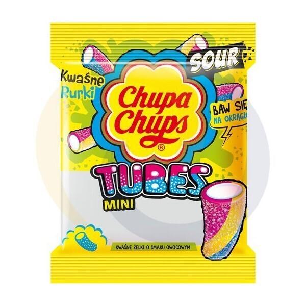 Chupa Chups Jellies Mini Tubes 90 Gr