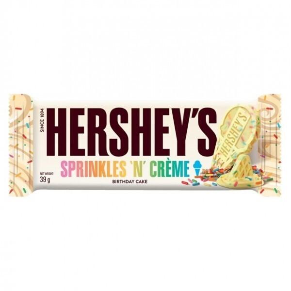 Hershey's Sprinkles'N'Crème 39 Gr