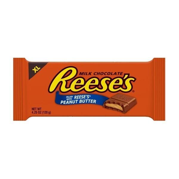 Reese's Giant Bar Peanut Butter 120 Gr