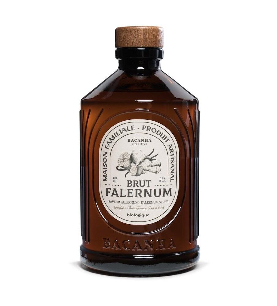 Sirop Bio Bacanha - Falernhum - 400ml
