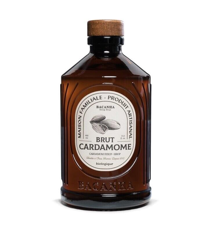 Sirop Bio Bacanha - Cardamome - 400ml