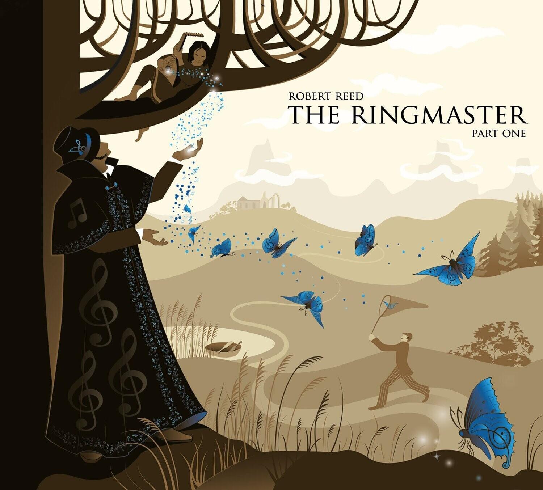 Robert Reed : The Ringmaster Part One (2CD/DVD)