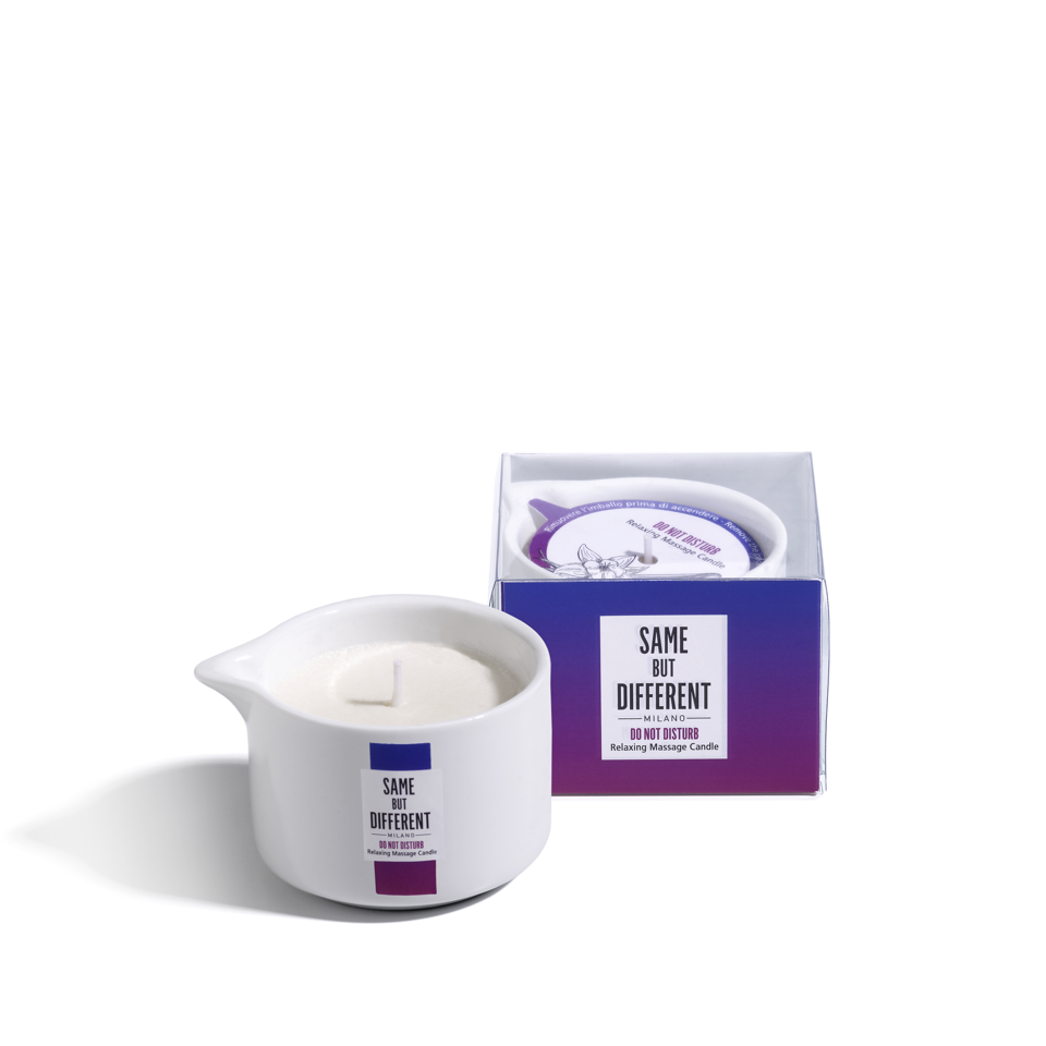 DO NOT DISTURB - RELAXING MASSAGE CANDLE