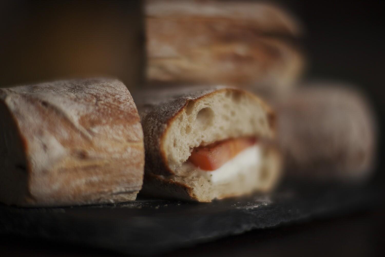 Tomato & Mozzarella Ciabatta