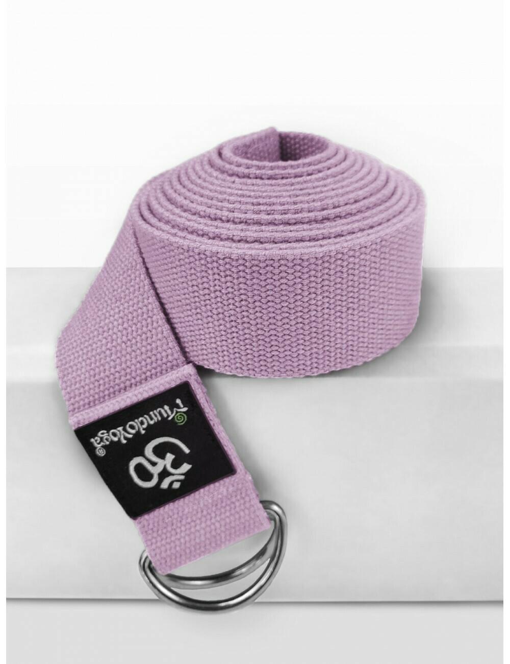 Cinturón de Yoga 100% Algodón