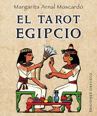 """""""El Tarot Egípceo"""" Libro + 78 Cartas"""
