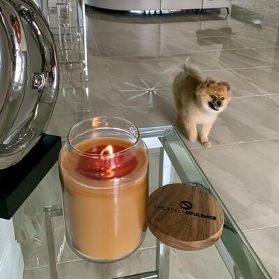 Anonymous Candle Collection - Pum-Pum Pumpkin