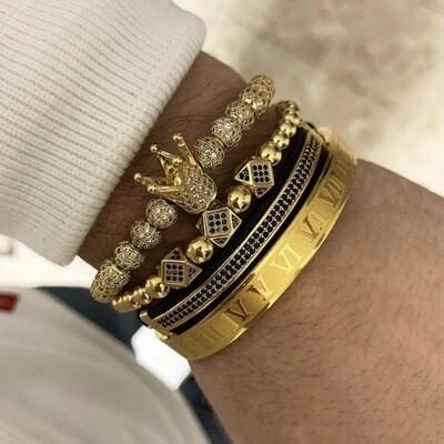 Subtle Flex Bracelet Set