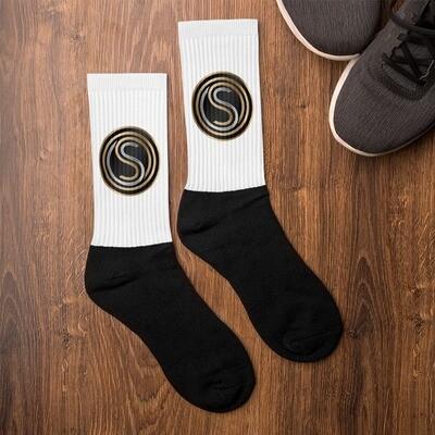 Signature Emblem Socks