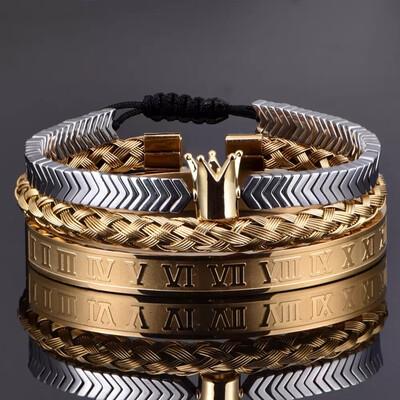 Sire 3pc Bracelet Set II