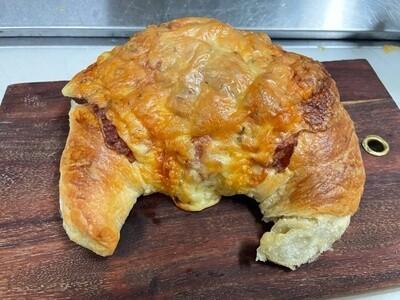Bacon PepperJack Croissant
