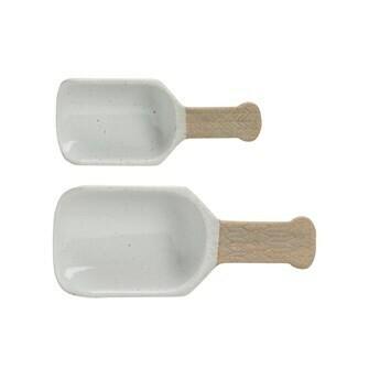 Porcelain Scoops