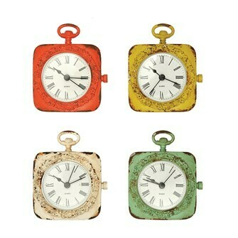 Mantel Clock 4
