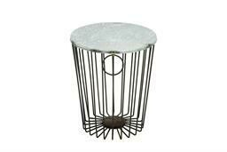 Metal Wire Stool