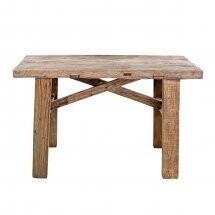 Work Shop Side Table Rectangular