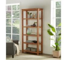 Tiburon Amber Bookshelf