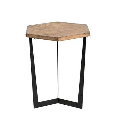 Hex Accent Table