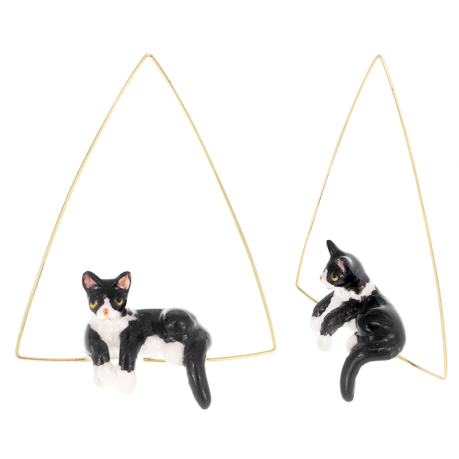 Chill Kitty Hoops