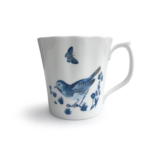 Blue Story Mug