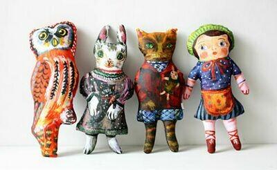Nathalie Lete Small Dolls