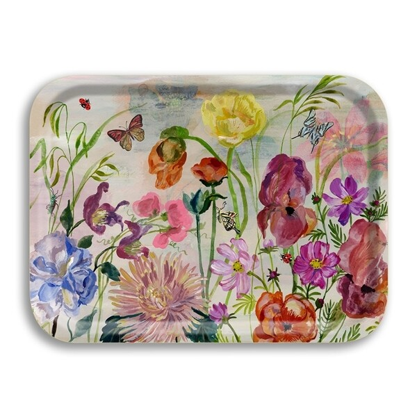 NL Flowers Small Tray